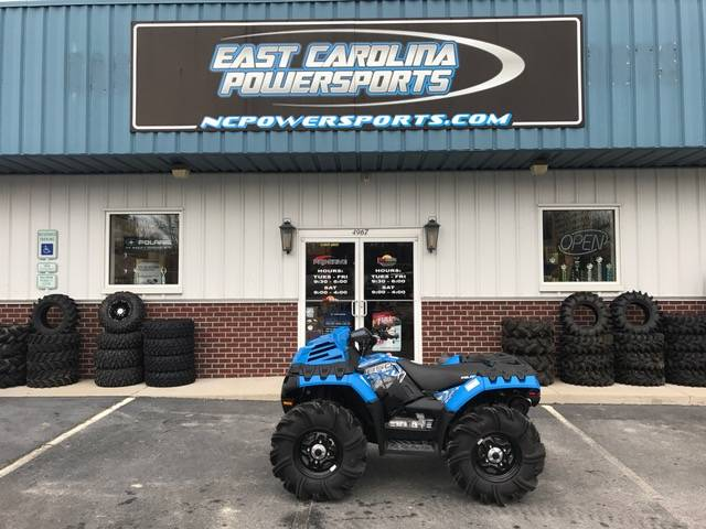 2017 Sportsman 850 High Lifter Edition
