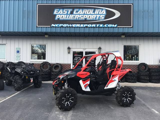 2017 Maverick X mr