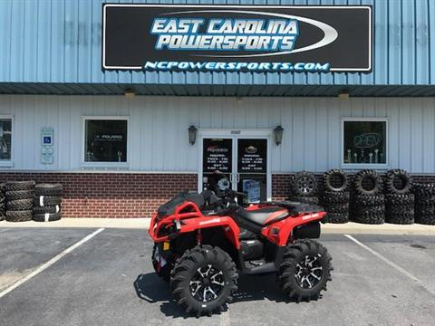 2018 Can-Am Outlander X mr 850 in Greenville, North Carolina