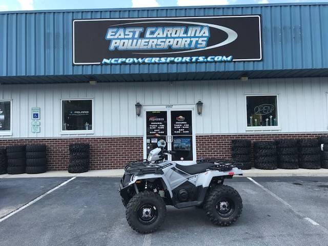 2018 Sportsman 450 H.O. Utility Edition