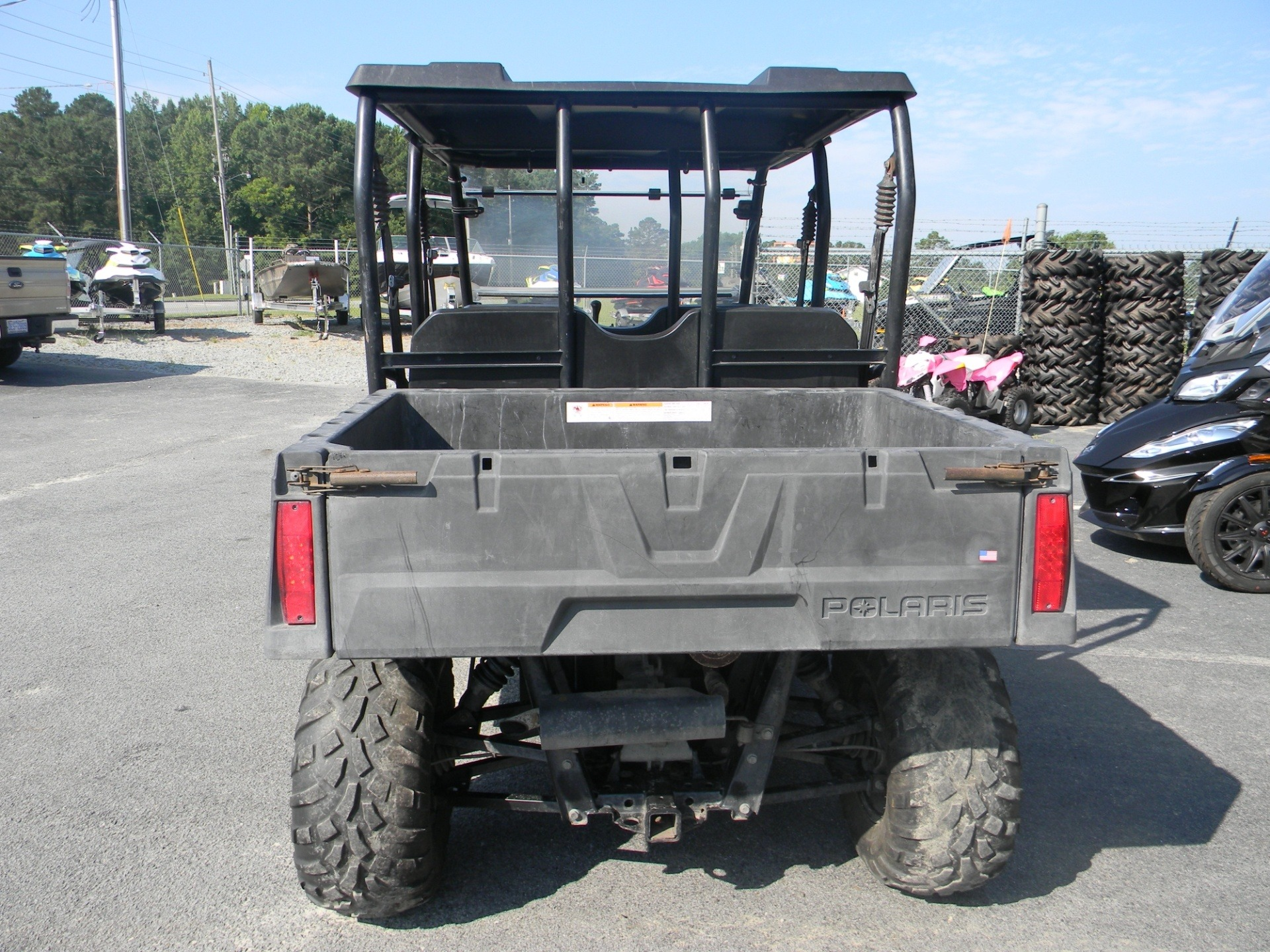 Scooters For Sale Greenville Nc >> 2011 Polaris Ranger Crew 500 For Sale Greenville, NC : 29083
