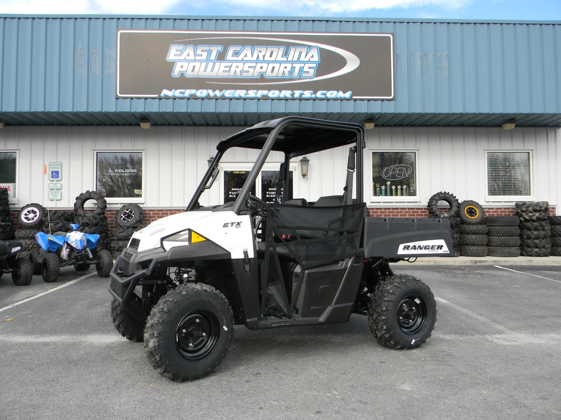 2016 Ranger ETX