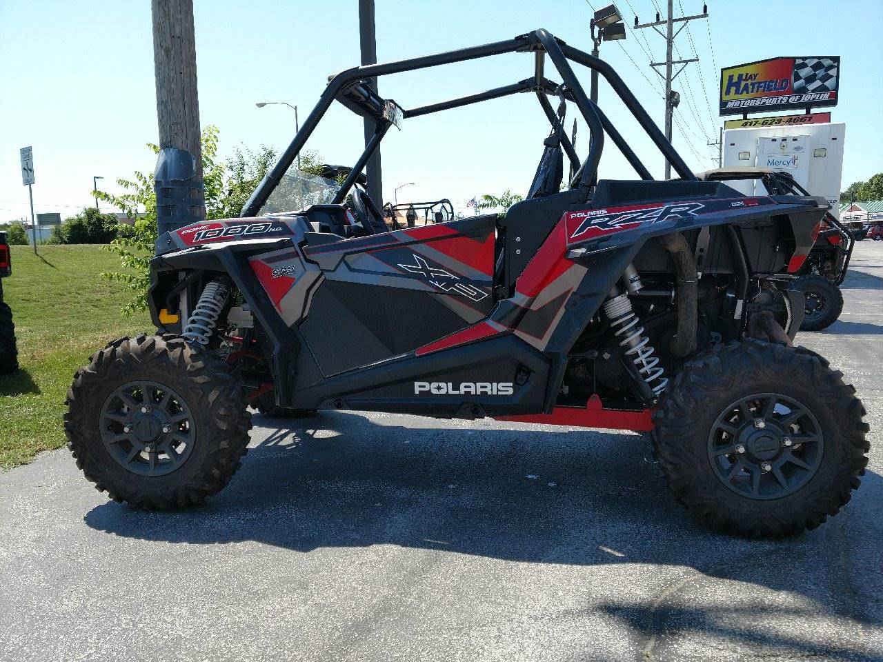 2017 Polaris RZR XP 1000 EPS in Joplin, Missouri