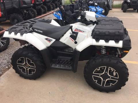 2014 Polaris Sportsman XP® 850 H.O. EPS LE in Chickasha, Oklahoma