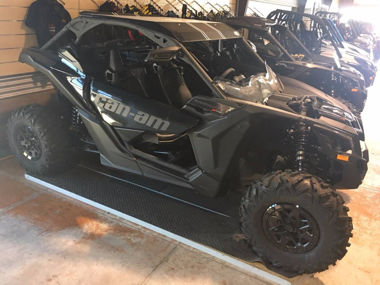 2017 Can-Am Maverick X3 X ds Turbo R in Chickasha, Oklahoma