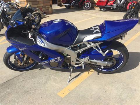 2004 Kawasaki Ninja® ZX-6R 636 in Chickasha, Oklahoma