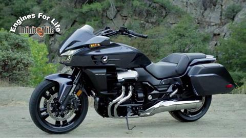 2014 Honda CTX®1300 in Chickasha, Oklahoma