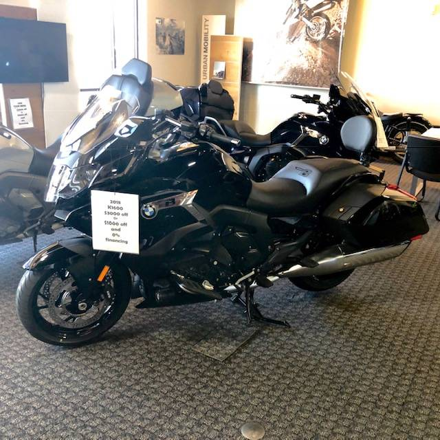 2018 BMW K 1600 B in Omaha, Nebraska - Photo 1