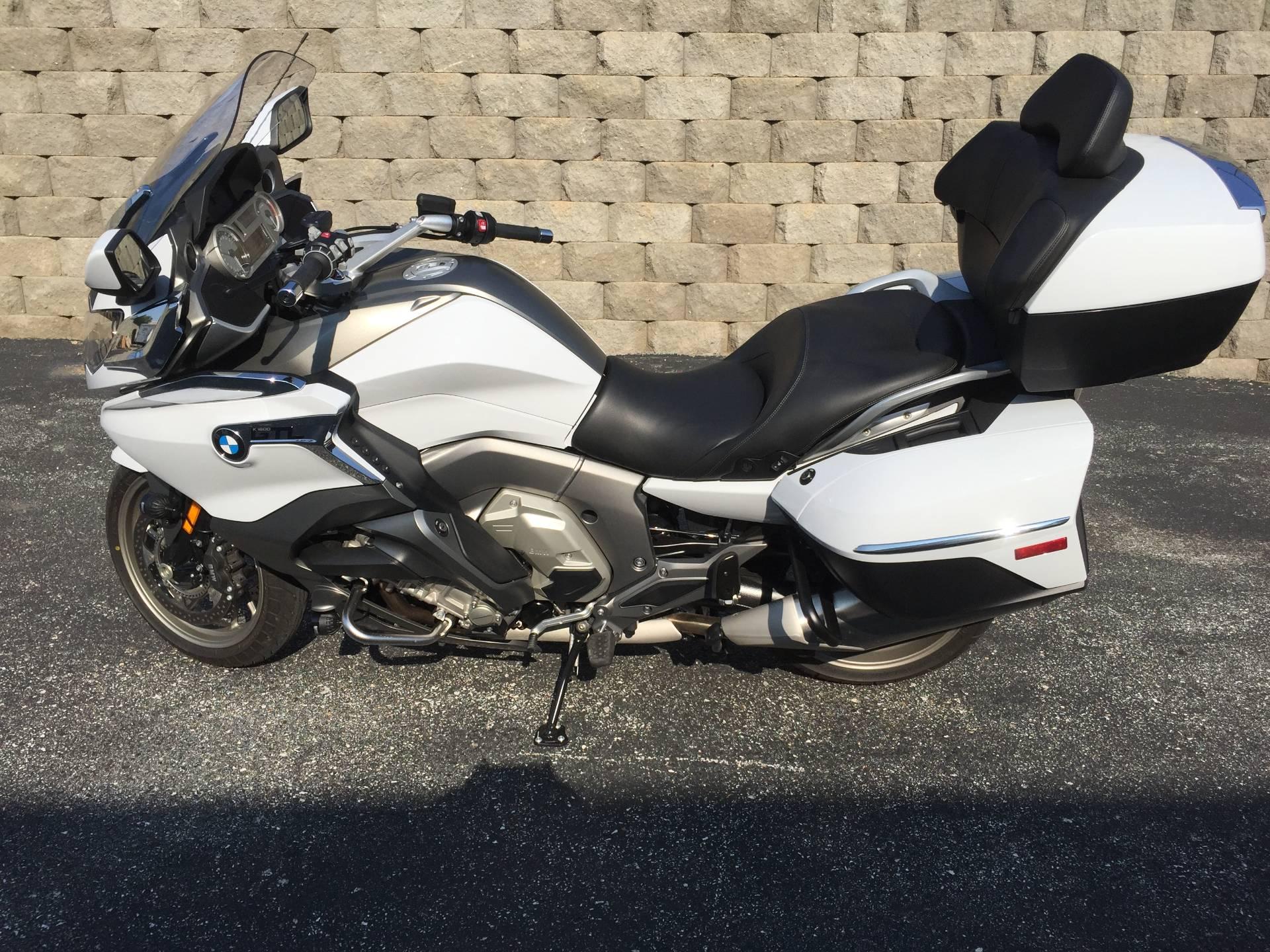 used 2018 bmw k 1600 gtl motorcycles in omaha, ne