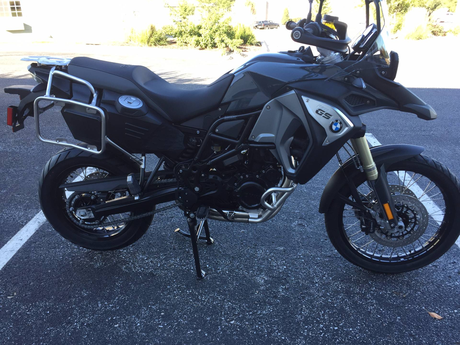 2017 BMW F800GSA in Omaha, Nebraska