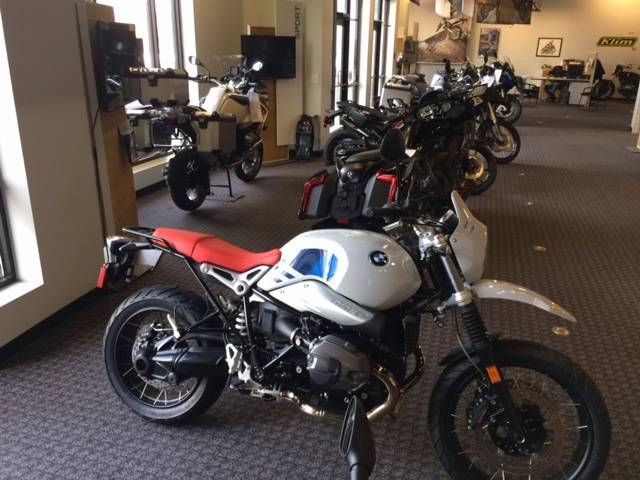 2018 BMW R nineT Urban G/S in Omaha, Nebraska
