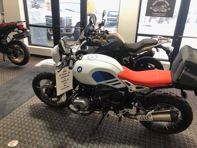 2018 BMW R nineT Urban G/S in Omaha, Nebraska - Photo 1