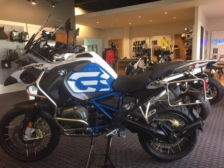 New 2018 BMW R 1200 GS Adventure Motorcycles in Omaha, NE