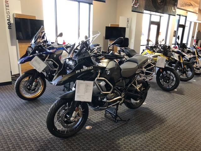 2019 BMW R1250 GSA in Omaha, Nebraska