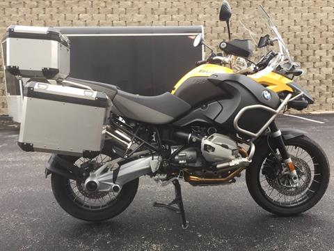 2010 BMW R 1200 GS Adventure in Omaha, Nebraska