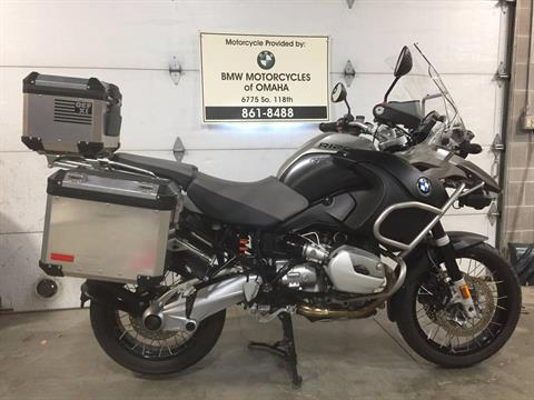 2009 BMW R 1200 GS Adventure in Omaha, Nebraska
