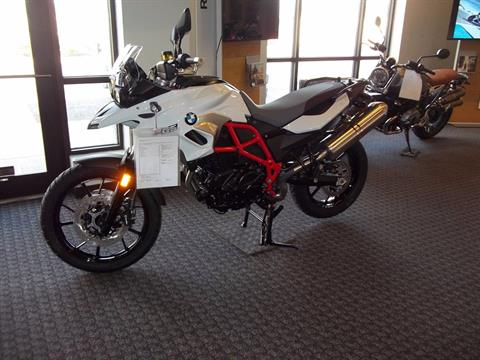 2017 BMW F700GS in Omaha, Nebraska