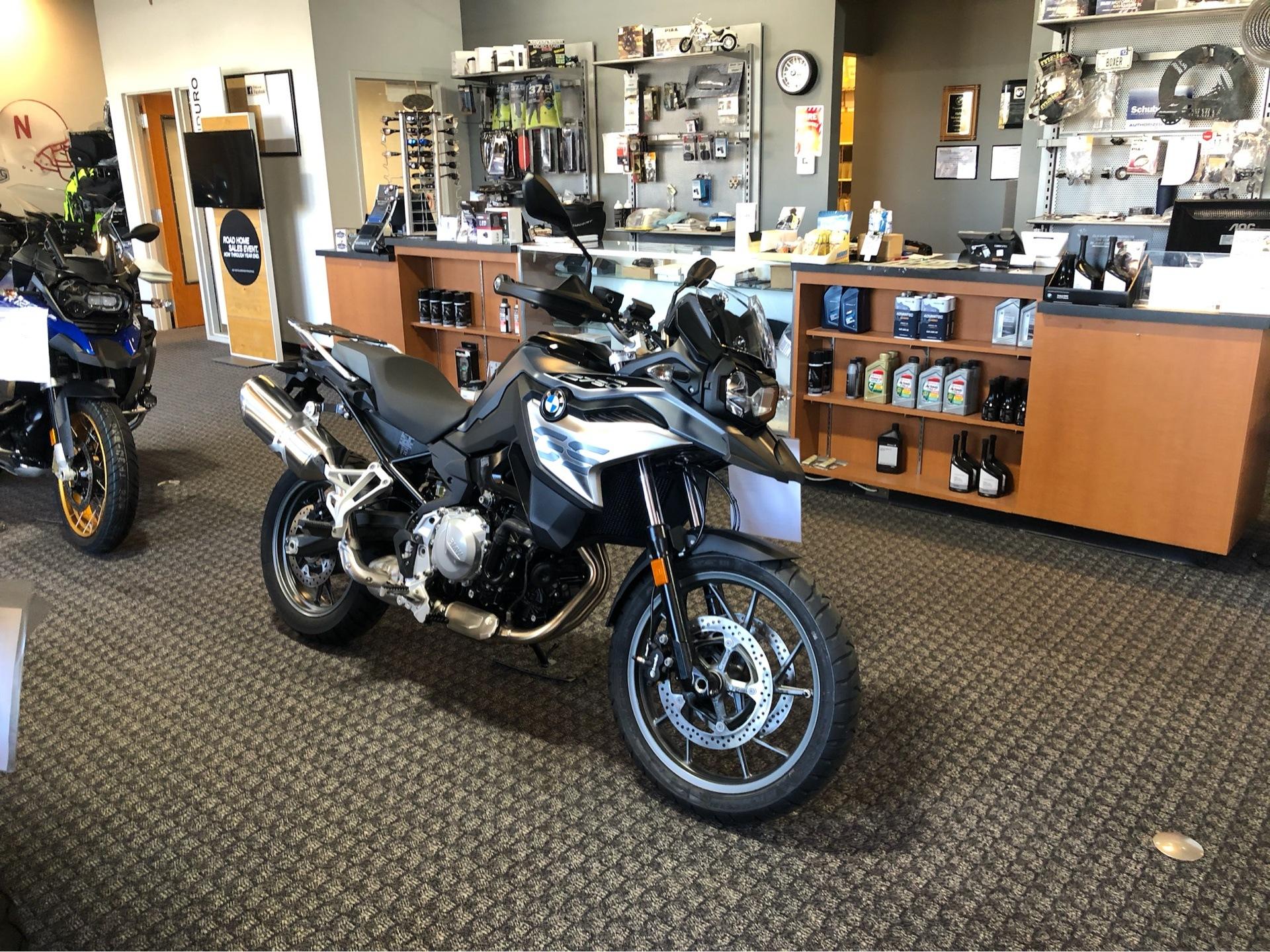 Nebraska Motorcycle Events 2020.2020 Bmw F750gs In Omaha Nebraska