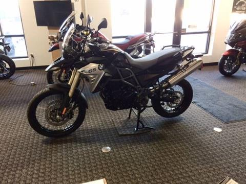 2018 BMW F800GS in Omaha, Nebraska
