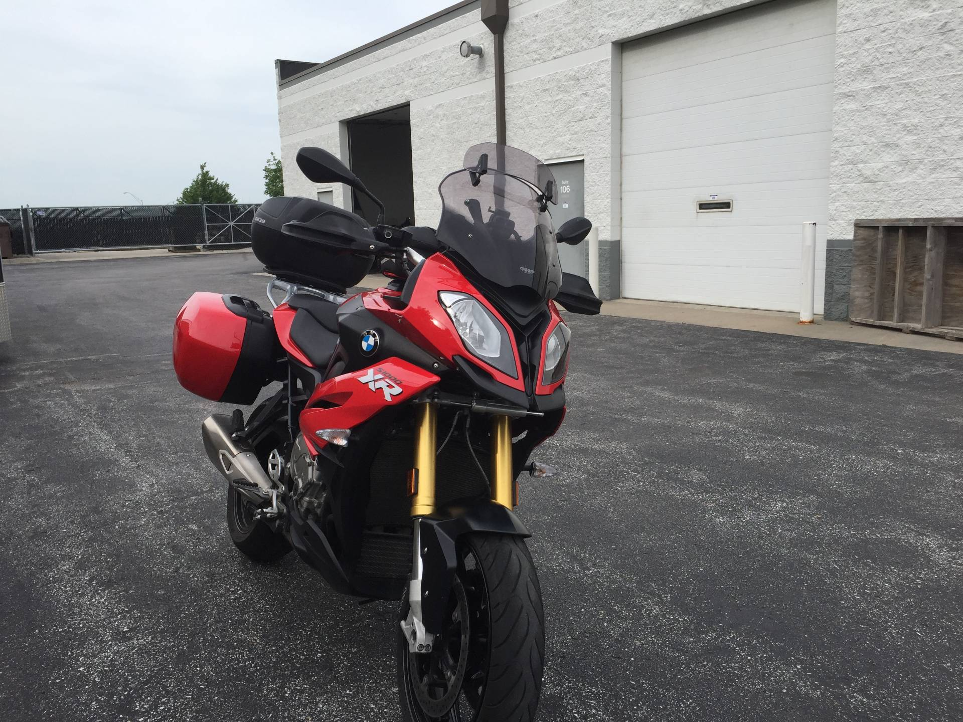 2016 BMW S 1000 XR in Omaha, Nebraska