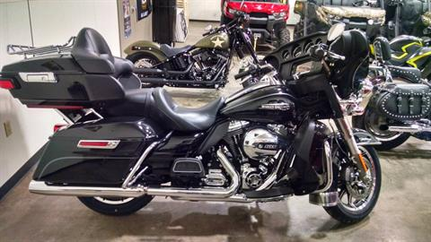 2014 Harley-Davidson Electra Glide® Ultra Classic® in Chippewa Falls, Wisconsin