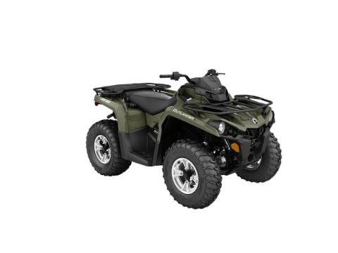 2016 Can-Am Outlander L DPS 570 in Chippewa Falls, Wisconsin