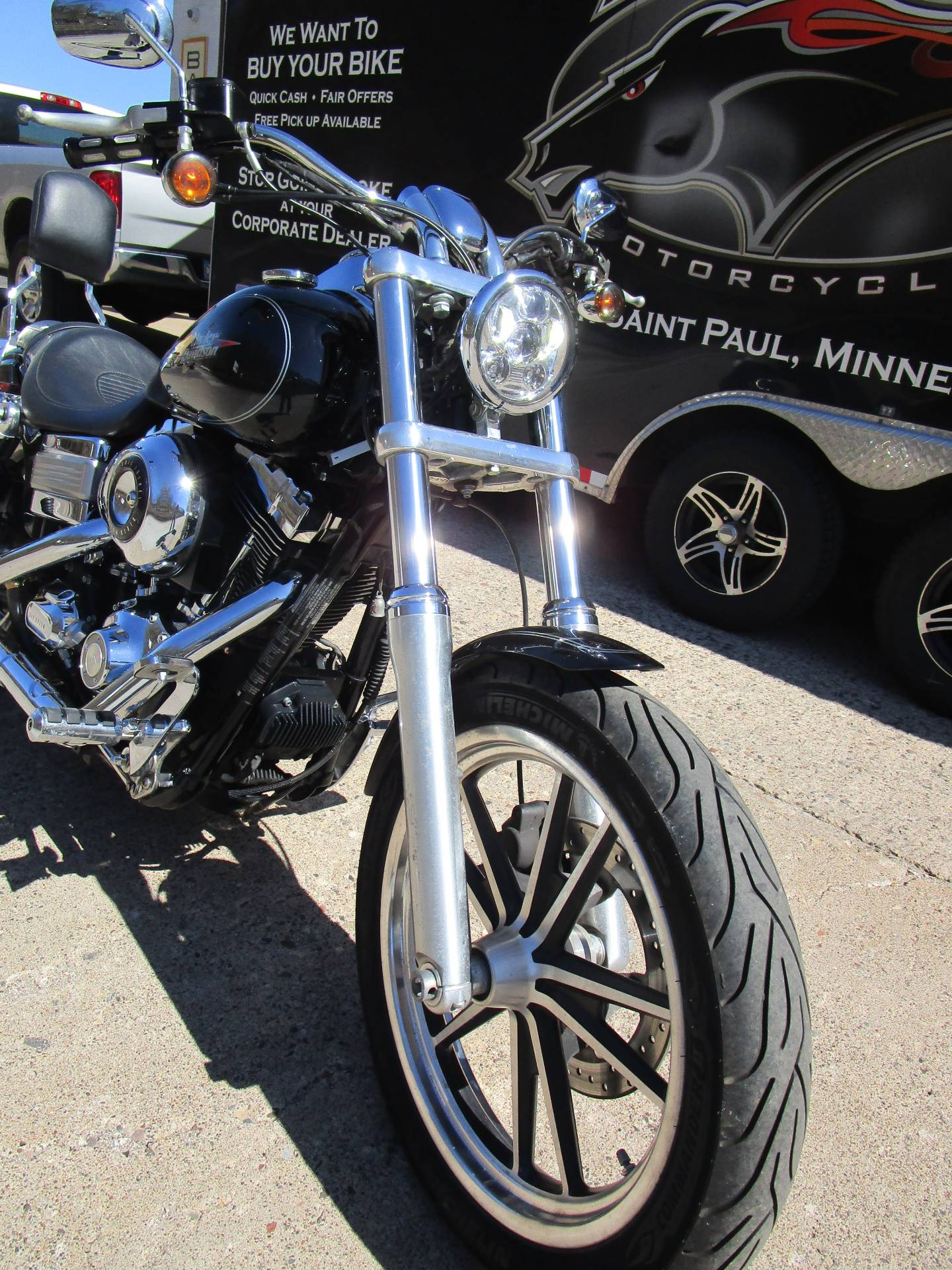 2009 Harley-Davidson Dyna® Low Rider® in South Saint Paul, Minnesota - Photo 4