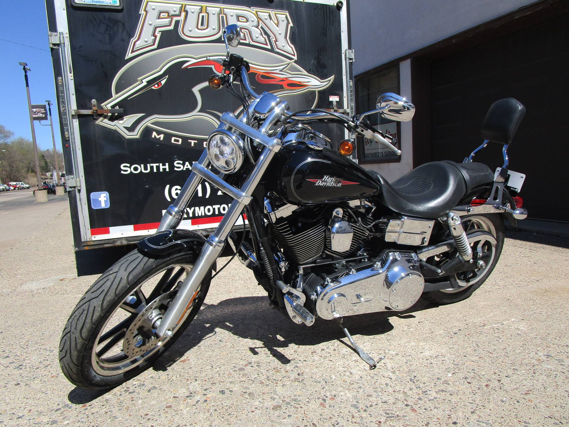2009 Harley-Davidson Dyna® Low Rider® in South Saint Paul, Minnesota - Photo 11