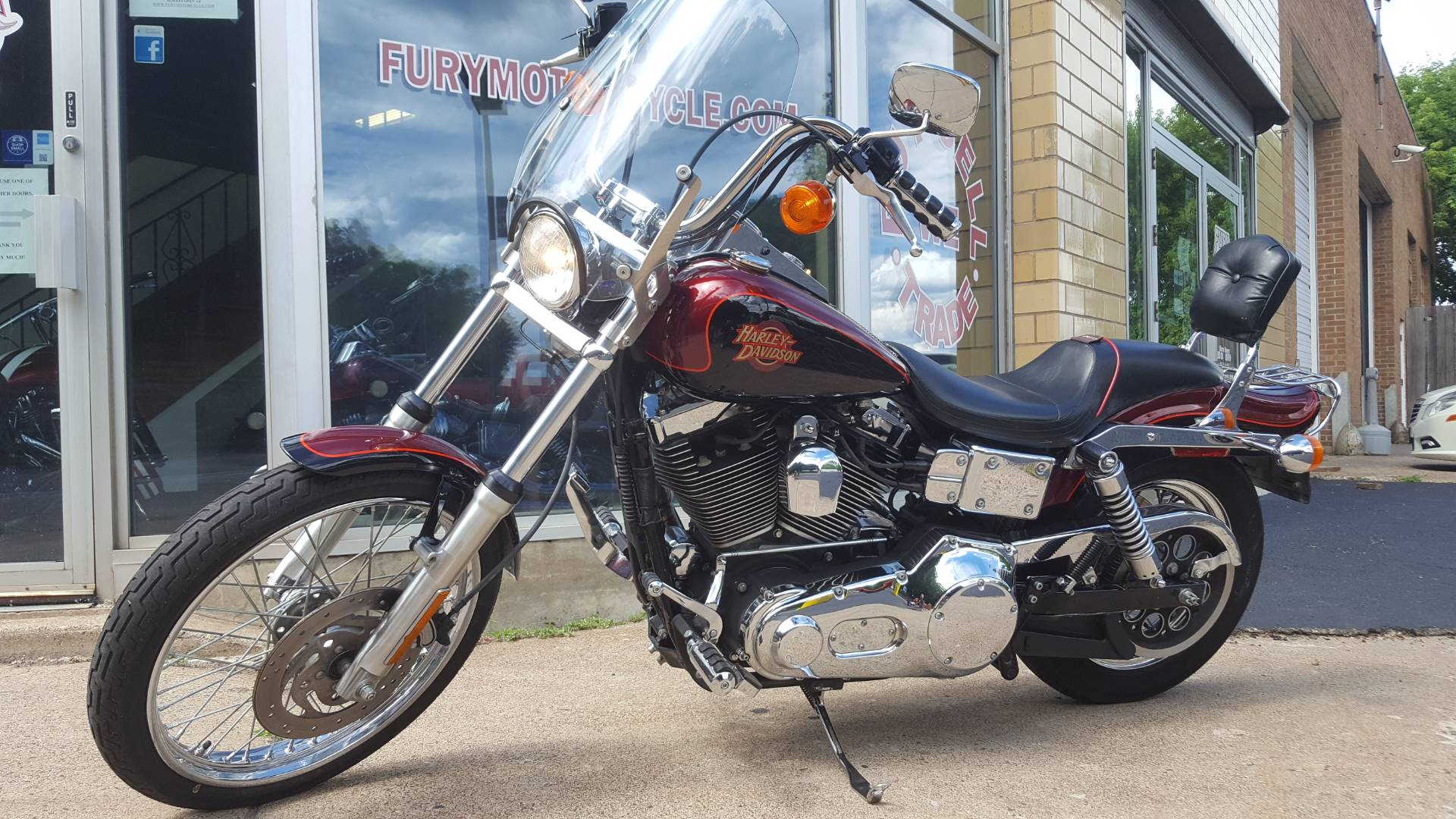 2000 Harley-Davidson FXDWG Dyna Wide Glide® in South Saint Paul, Minnesota