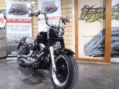 2010 Harley-Davidson Softail® Fat Boy® Lo in South Saint Paul, Minnesota - Photo 3