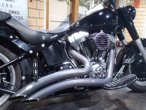 2010 Harley-Davidson Softail® Fat Boy® Lo in South Saint Paul, Minnesota - Photo 8