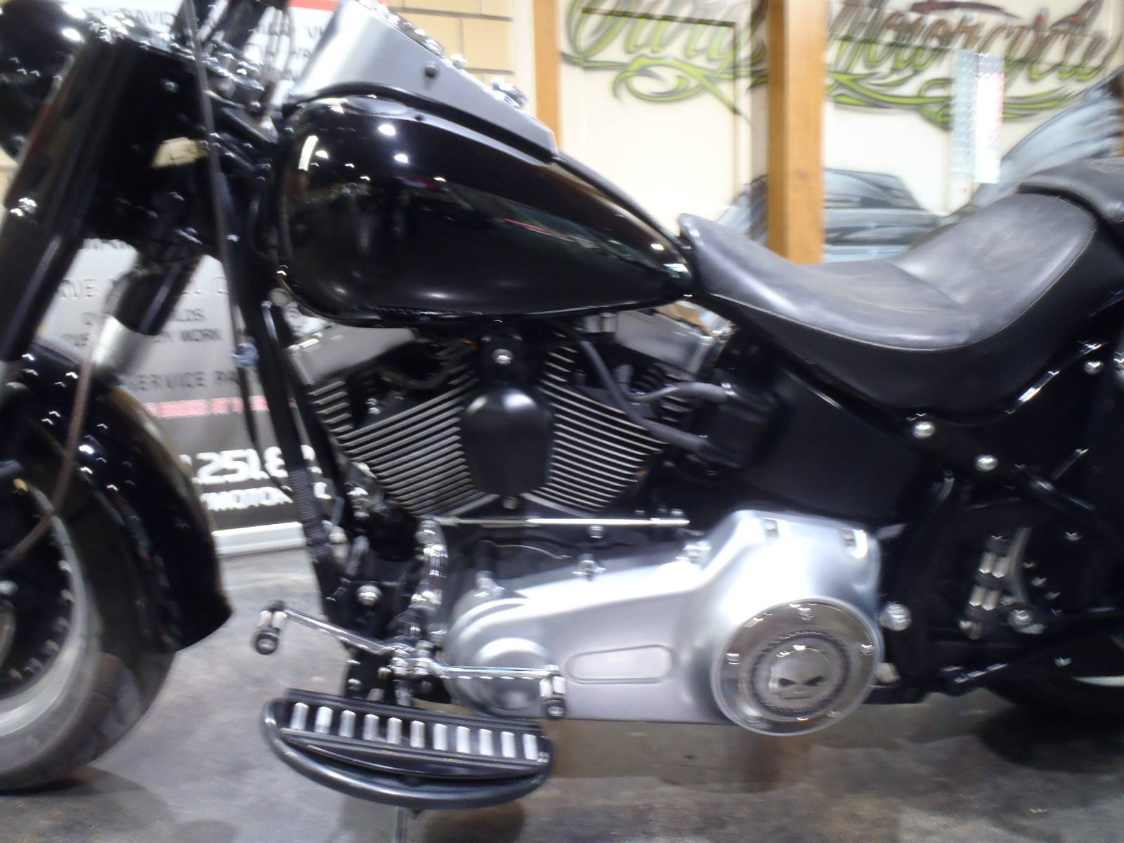 2010 Harley-Davidson Softail® Fat Boy® Lo in South Saint Paul, Minnesota - Photo 18