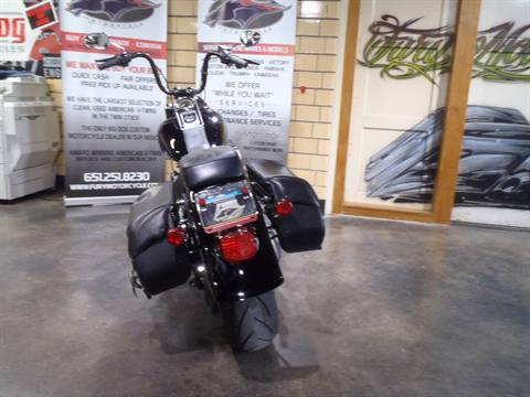 2010 Harley-Davidson Softail® Fat Boy® Lo in South Saint Paul, Minnesota - Photo 20