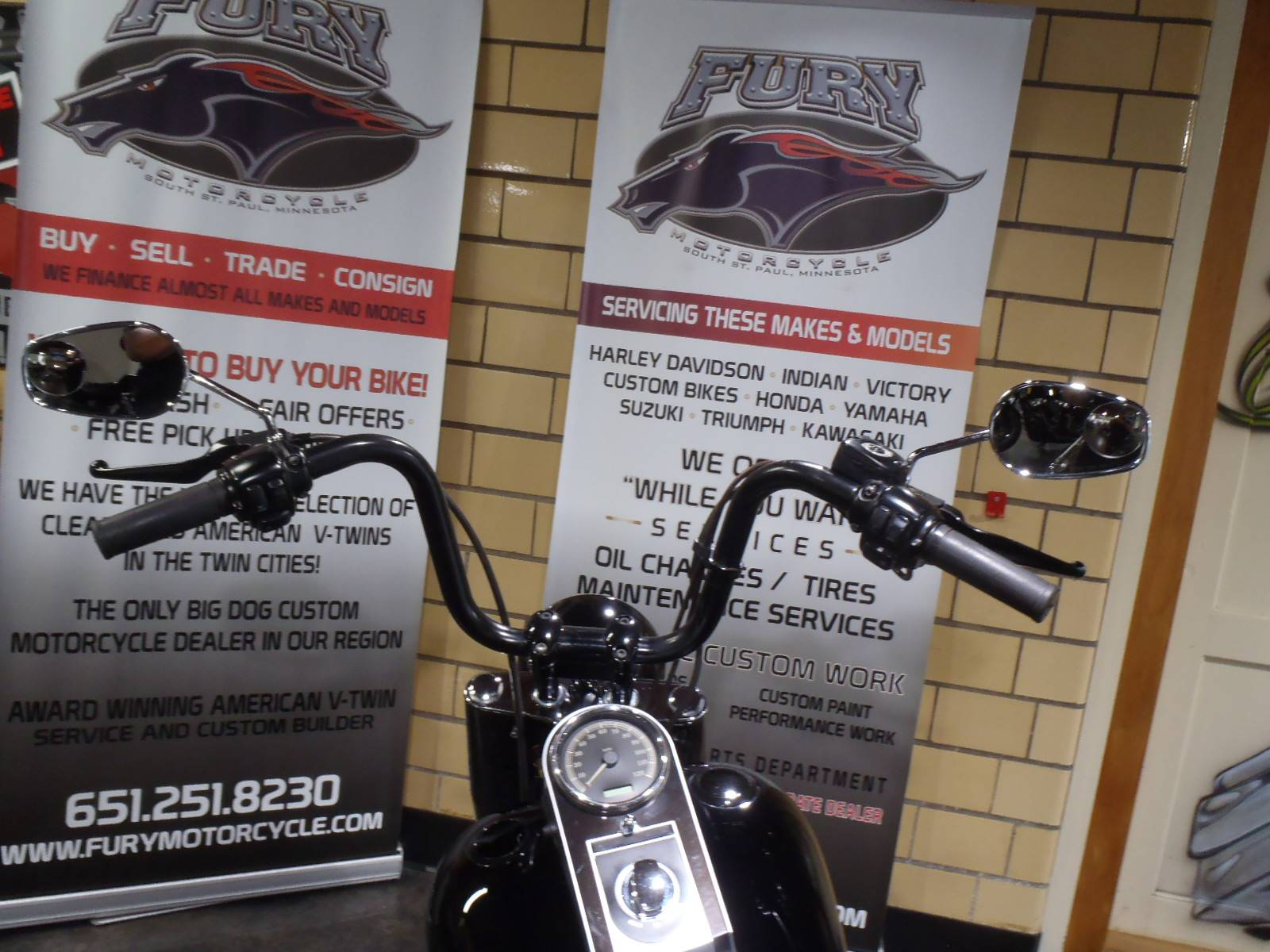 2010 Harley-Davidson Softail® Fat Boy® Lo in South Saint Paul, Minnesota - Photo 22