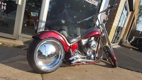 2004 Donnie Smith Softail Chopper in South Saint Paul, Minnesota