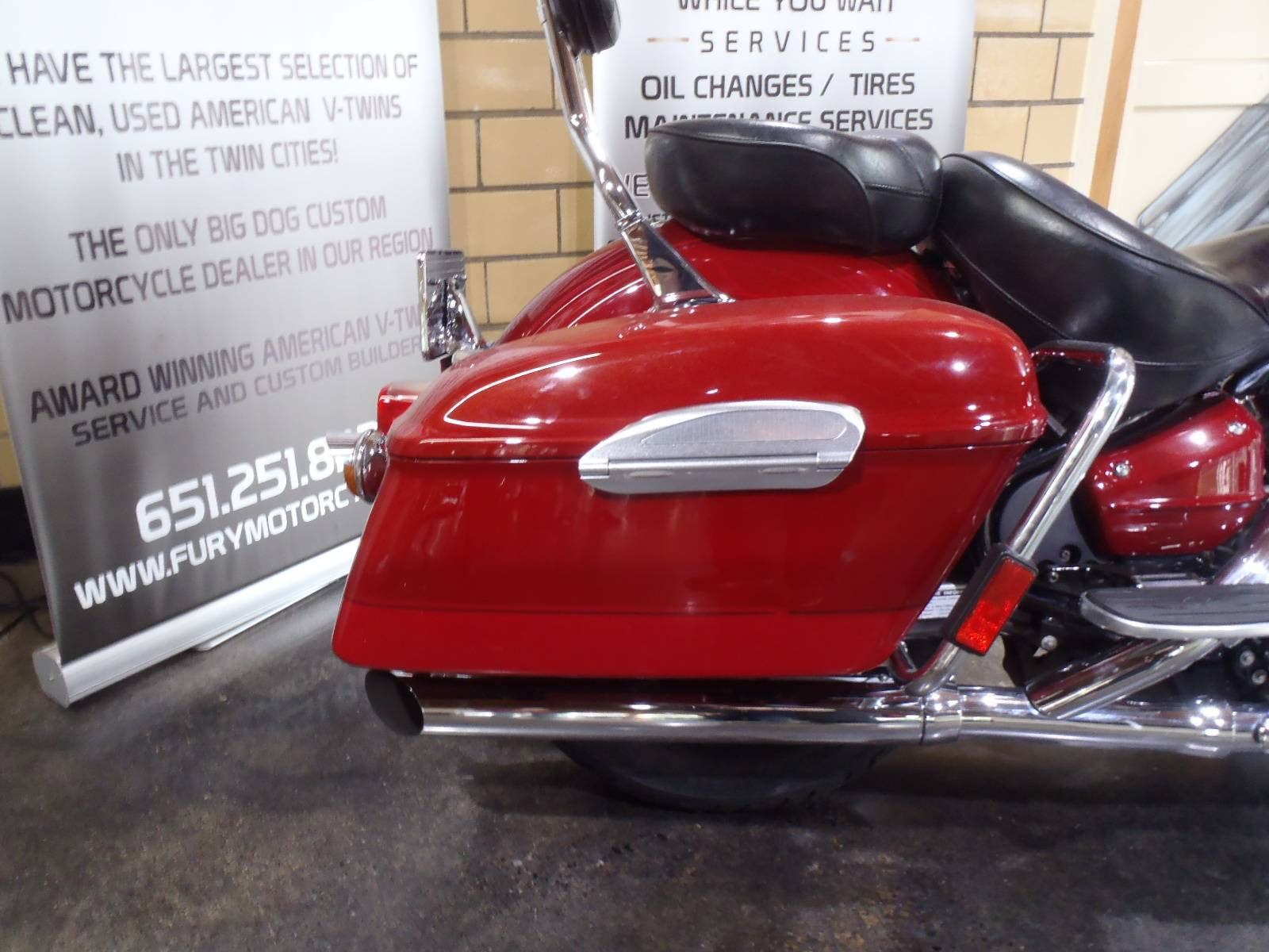 1999 Yamaha Royal Star Tour Deluxe in South Saint Paul, Minnesota - Photo 9