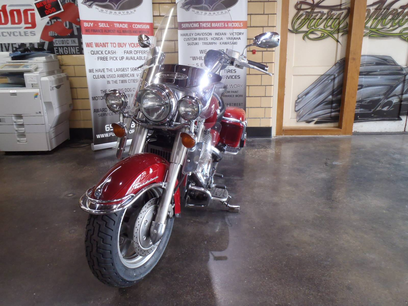 1999 Yamaha Royal Star Tour Deluxe in South Saint Paul, Minnesota - Photo 21