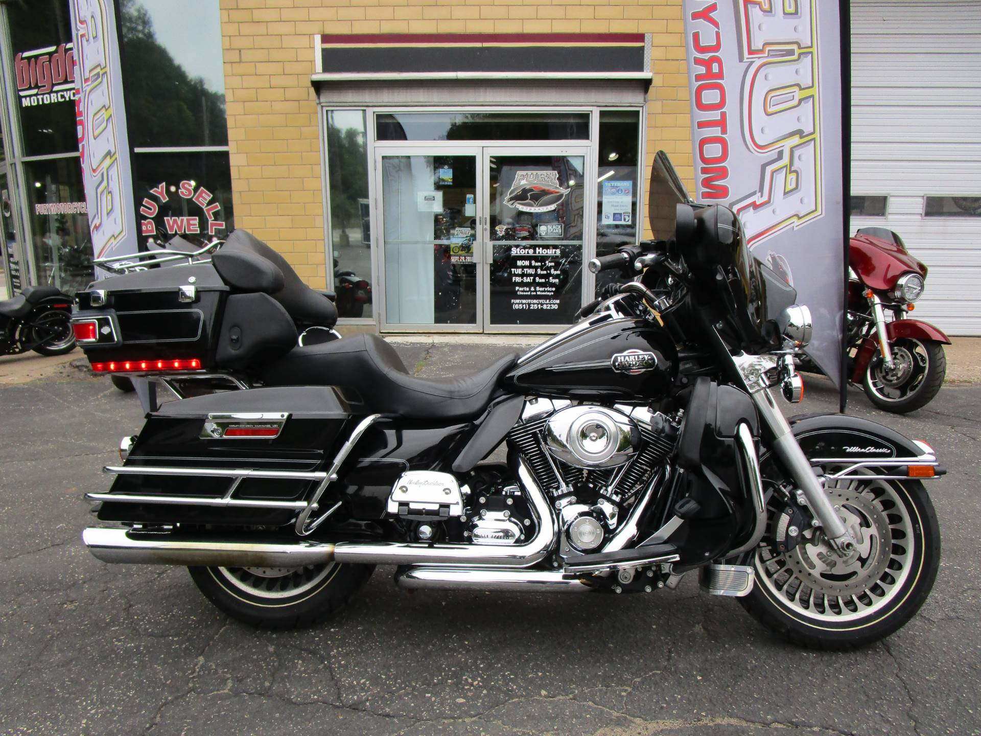 2009 Harley-Davidson Ultra Classic Electra Glide for sale 3421