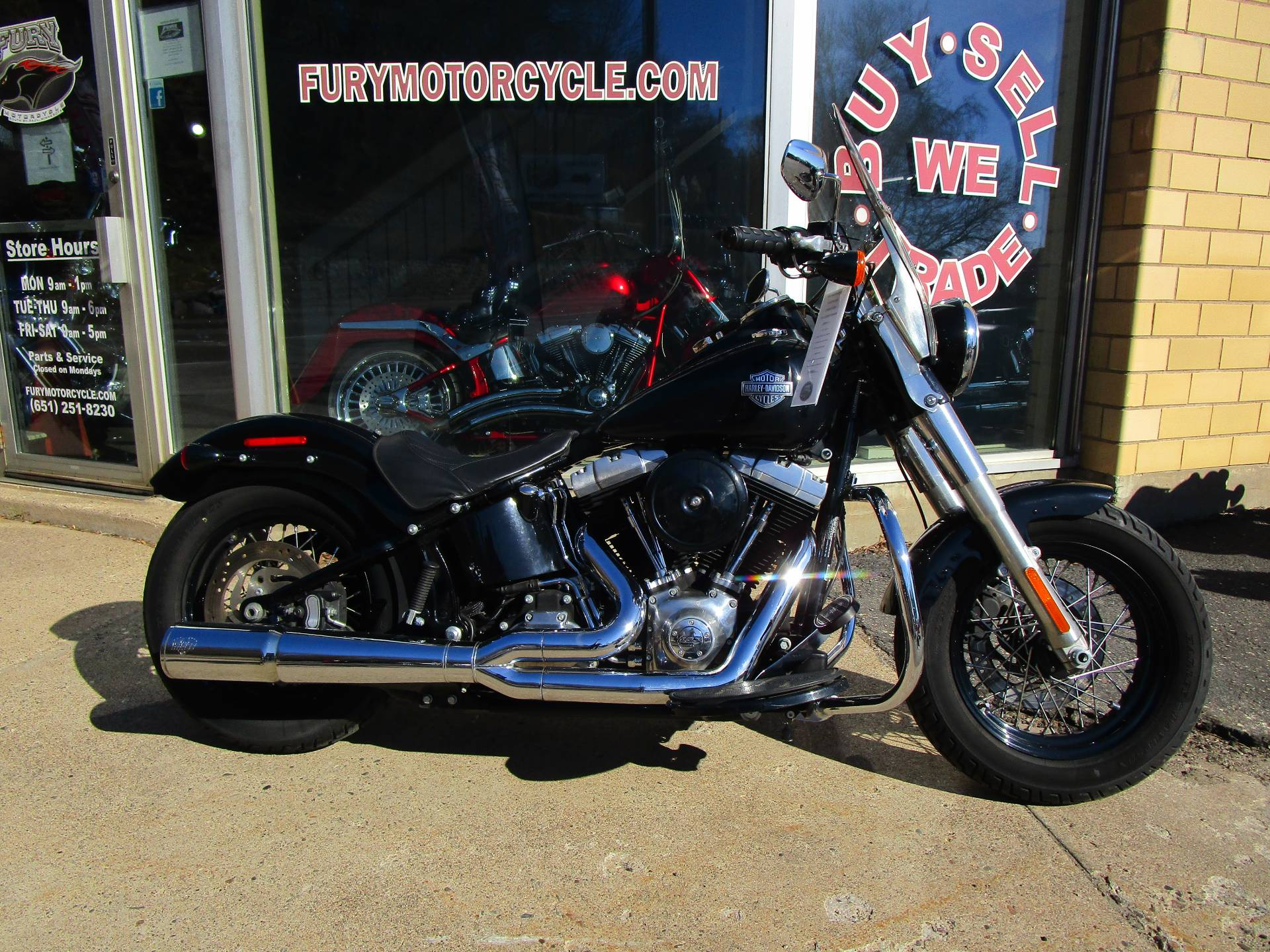 2012 Harley-Davidson Softail® Slim™ in South Saint Paul, Minnesota - Photo 1
