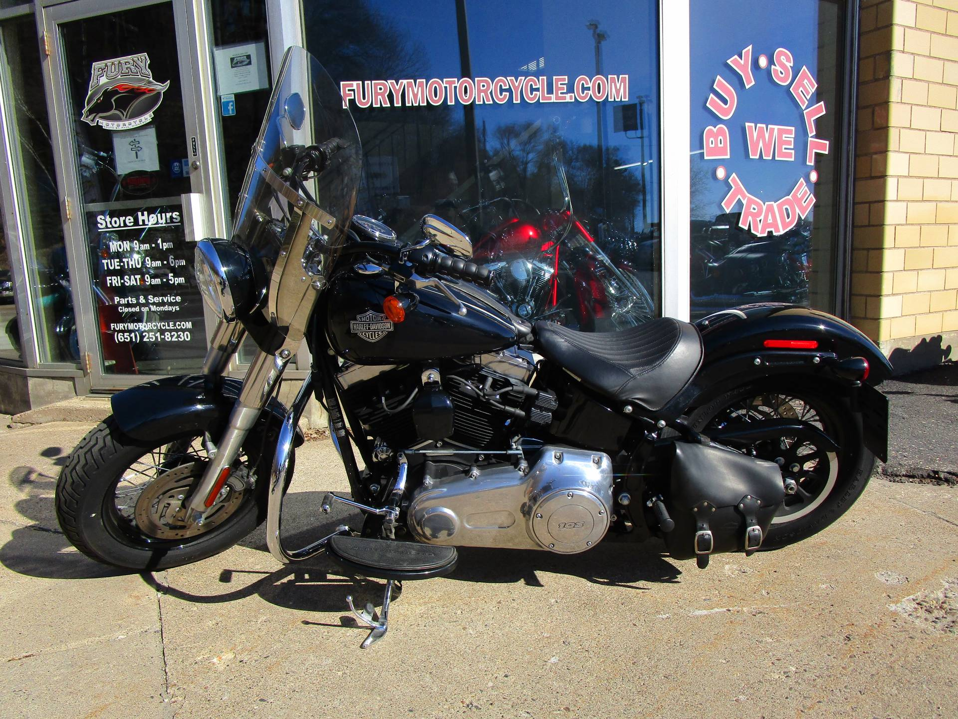 2012 Harley-Davidson Softail® Slim™ in South Saint Paul, Minnesota - Photo 8