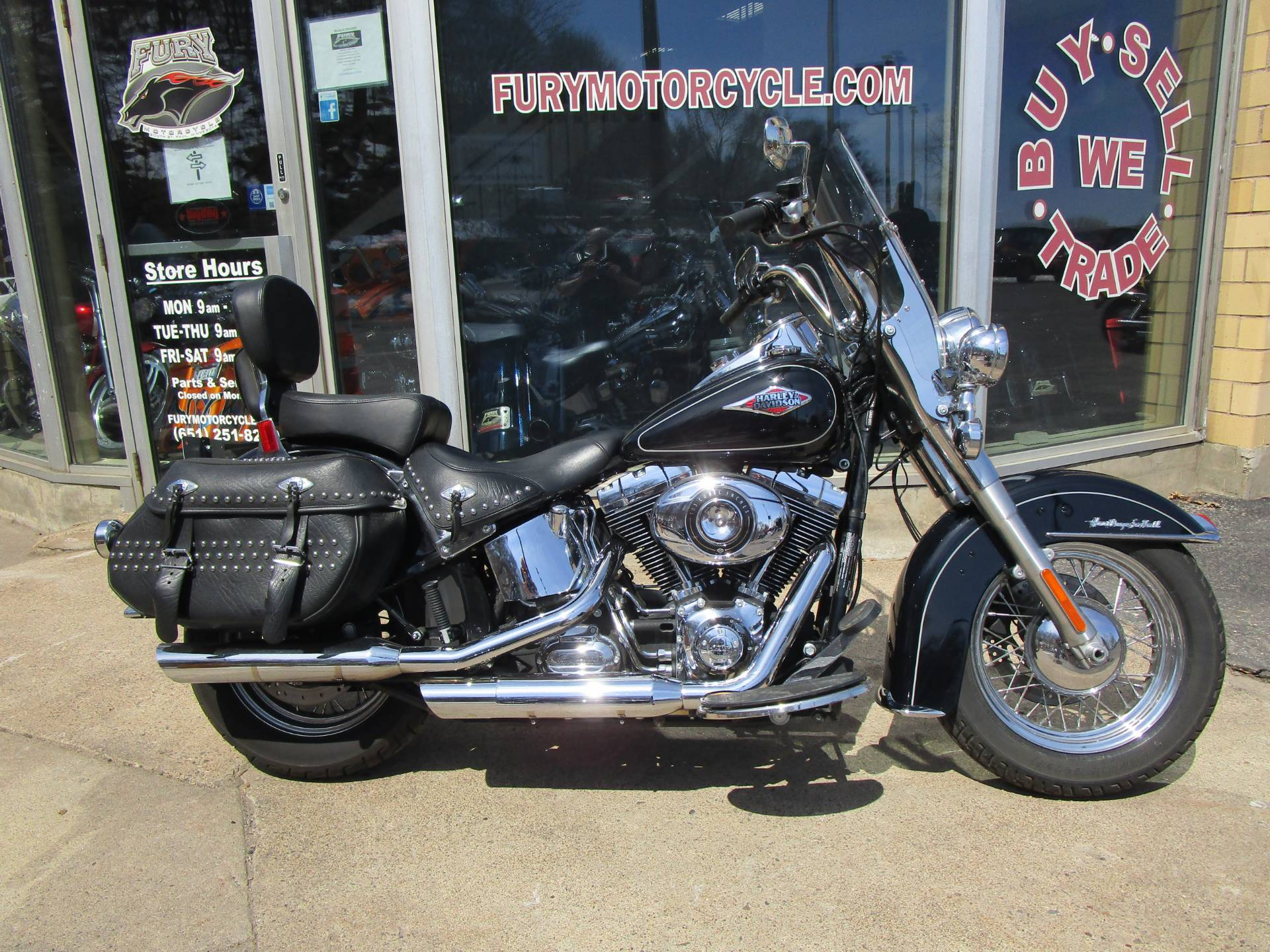 2012 Harley-Davidson Heritage Softail® Classic in South Saint Paul, Minnesota - Photo 1