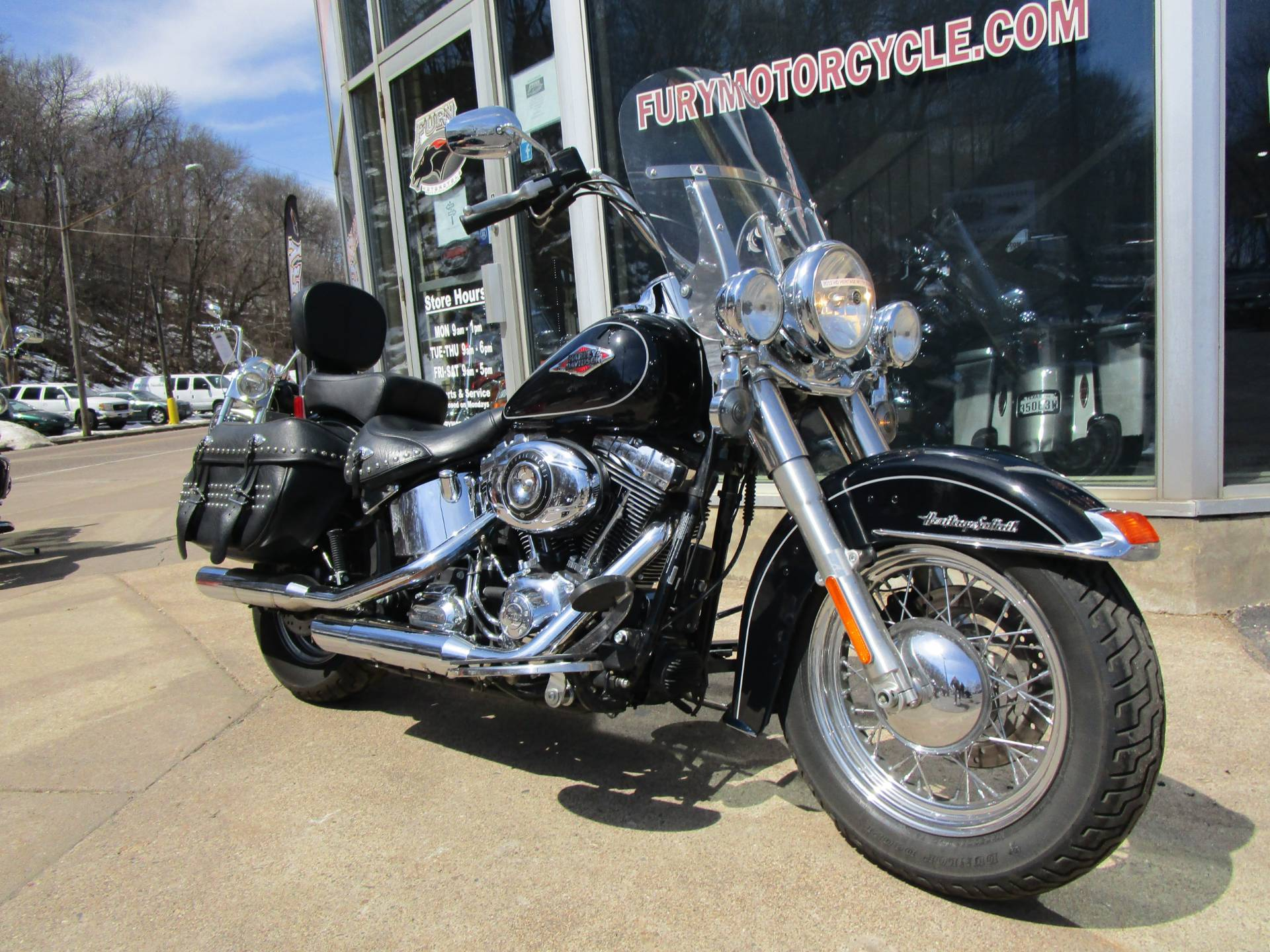 2012 Harley-Davidson Heritage Softail® Classic in South Saint Paul, Minnesota - Photo 4