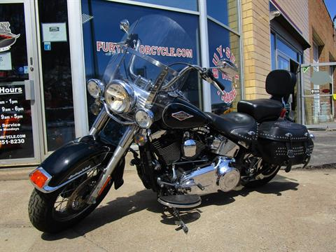 2012 Harley-Davidson Heritage Softail® Classic in South Saint Paul, Minnesota - Photo 5