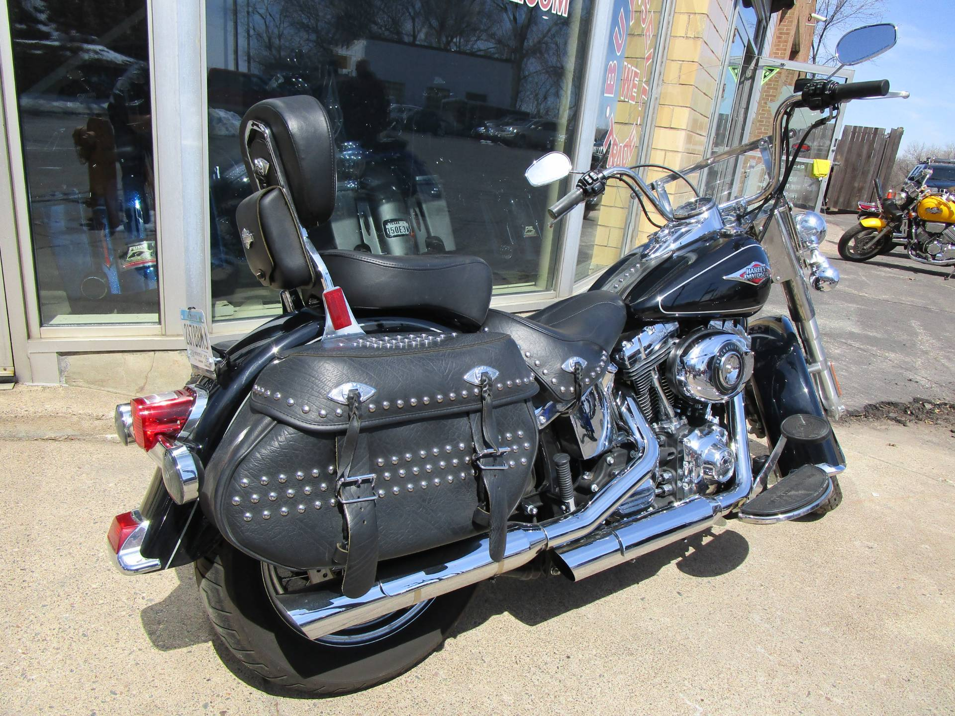 2012 Harley-Davidson Heritage Softail® Classic in South Saint Paul, Minnesota - Photo 6