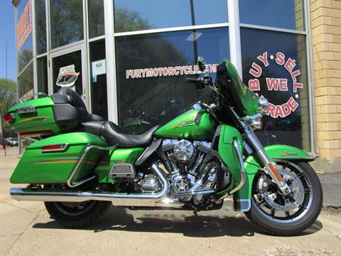 2015 Harley-Davidson Ultra Limited in South Saint Paul, Minnesota