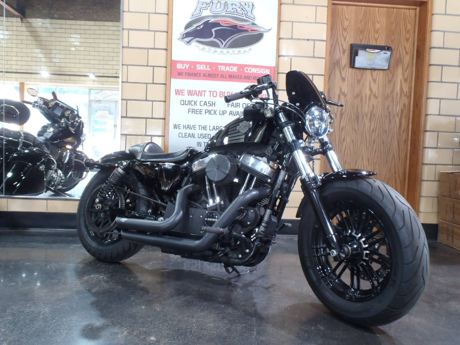 2016 Harley-Davidson Forty-Eight® in South Saint Paul, Minnesota - Photo 2