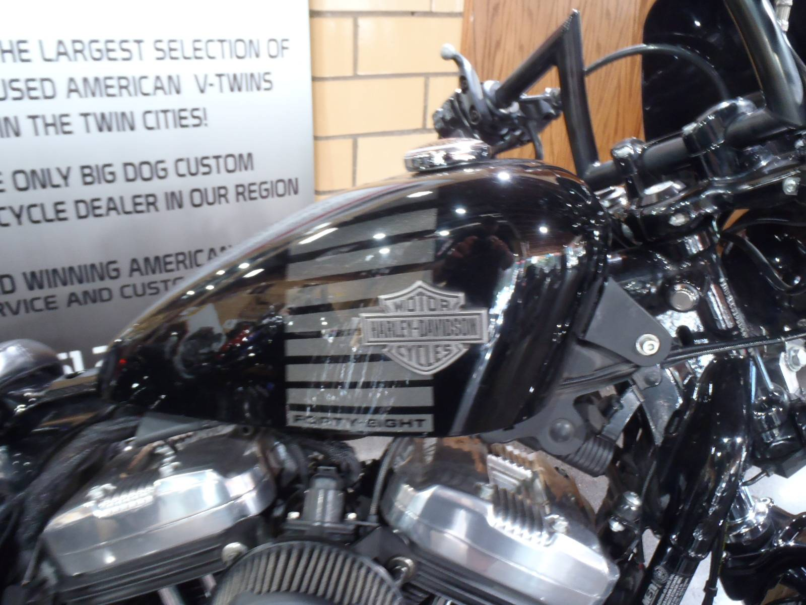 2016 Harley-Davidson Forty-Eight® in South Saint Paul, Minnesota - Photo 6