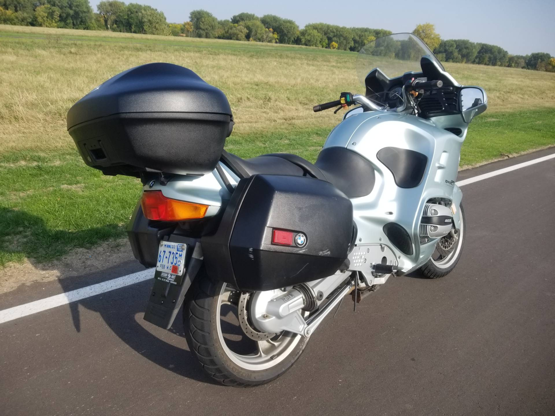 1997 BMW R1100RT A in South Saint Paul, Minnesota - Photo 3
