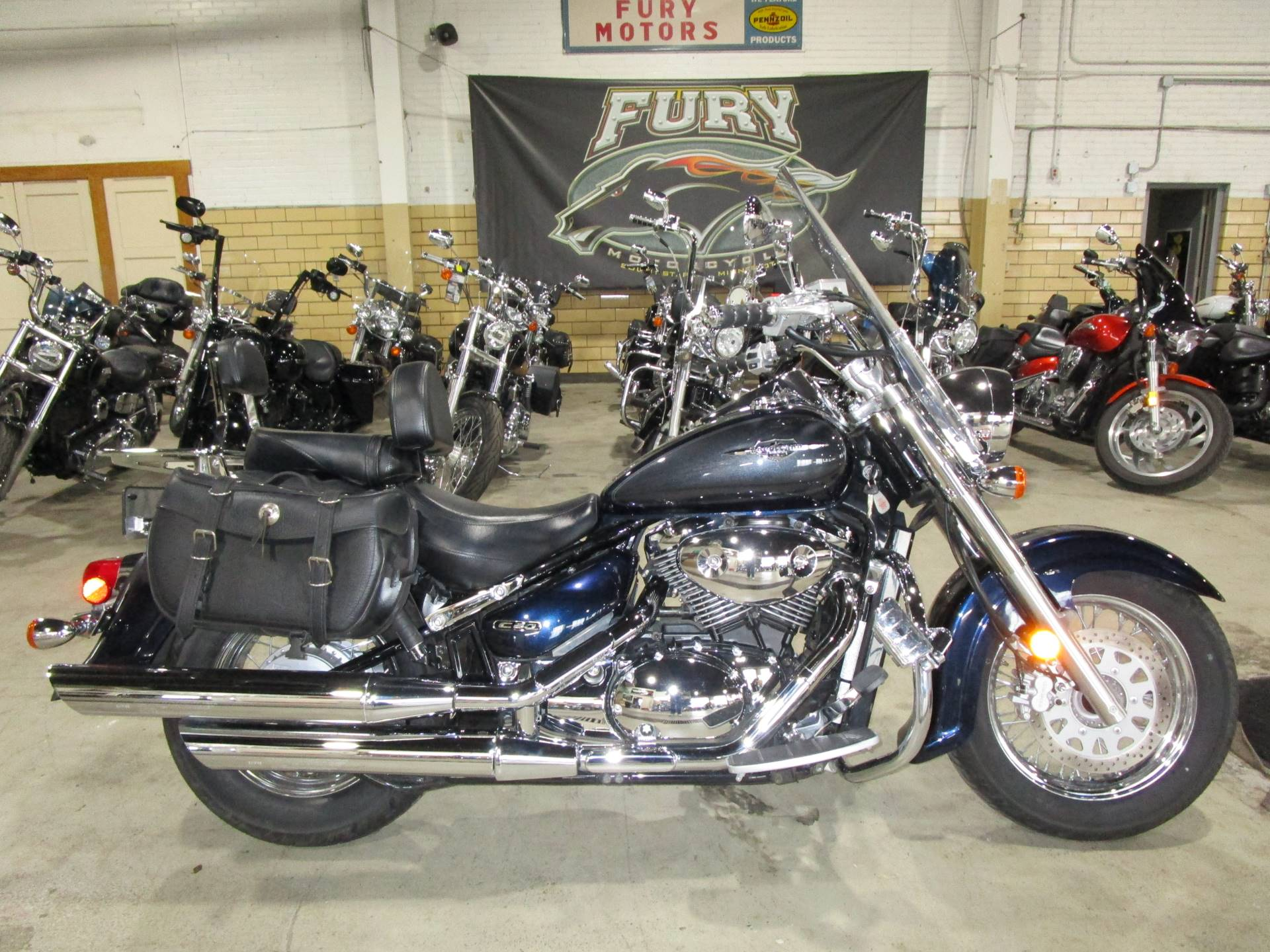 2006 Suzuki Boulevard C50 for sale 27394