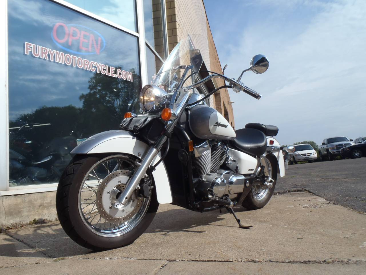 2007 Honda Shadow Aero® in South Saint Paul, Minnesota - Photo 12